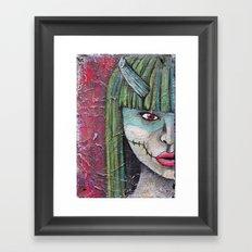 Oni 2 Framed Art Print