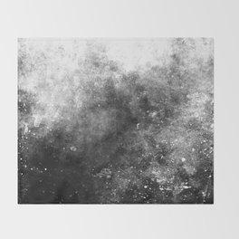 Abstract IX Throw Blanket