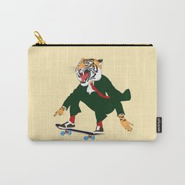 Skate Tiger Carry-All Pouch