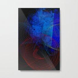 String Theory 03 Metal Print
