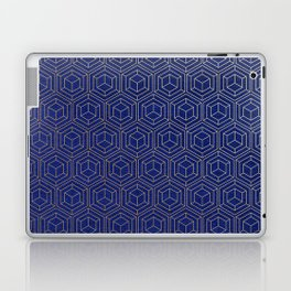 Hexagold Laptop & iPad Skin