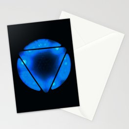 Arc Reactor Stationery Cards