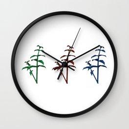 resident evil herbs plants Wall Clock