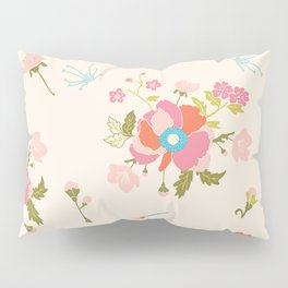 Chinoiserie Garden Pillow Sham