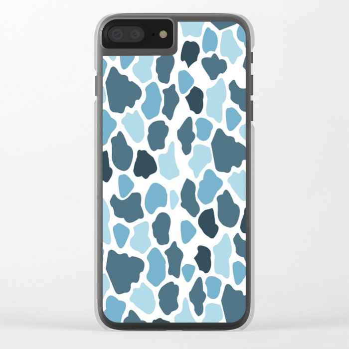 Abstract pattern 15 Clear iPhone Case
