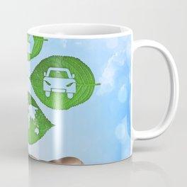 recycling eco concept Coffee Mug