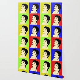 Liza Minnelli Color Pop Wallpaper