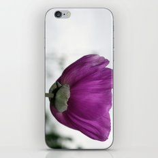Flower Dress iPhone & iPod Skin