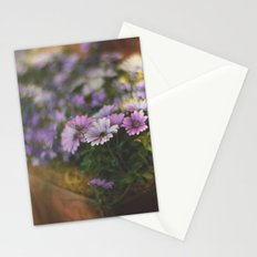 Sunny flowers Stationery Cards