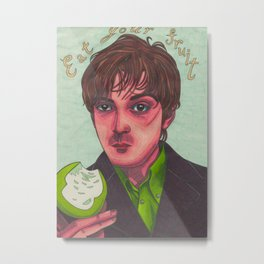 Fruity Jarvis Metal Print