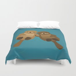 I Wanna Hold Your Hand Duvet Cover