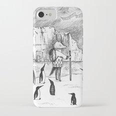 Antarctic explorer iPhone 7 Slim Case
