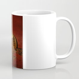 Henna Peacock  Coffee Mug