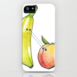 Fruit Love iPhone Case