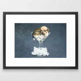 Margarita Don Framed Art Print