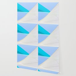Abstract Sailcloth c1 Wallpaper