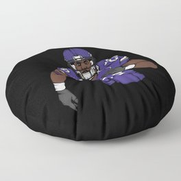 Adrian peterson Floor Pillow