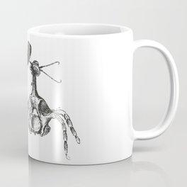 Gun Bug Coffee Mug
