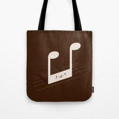 Quaverabbit Tote Bag