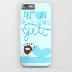 Anton, the Valentine´s Yeti iPhone 6s Slim Case