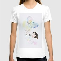 ballon T-shirts featuring Ballon by eteru