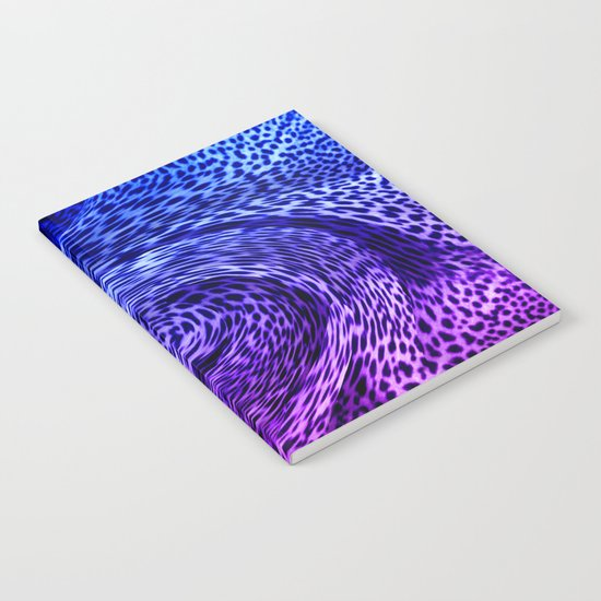 ORCHID ABSTRACT Notebook