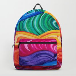 Chakra Art 2 Backpack