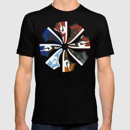 Color Wheel No.001 T-shirt