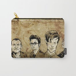 Doctor Who - Nine, Ten, Eleven, Twelve (and 'War') Carry-All Pouch
