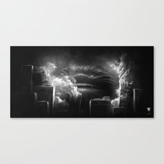 BallWars: Uncontroled Demolition Canvas Print