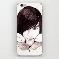 robert farkas iPhone & iPod Skins featuring Robert by hoshi-kou