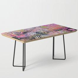 Beautiful Girl Coffee Table