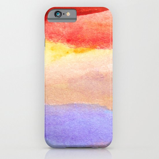 watercolor abstract painting_3 iPhone & iPod Case