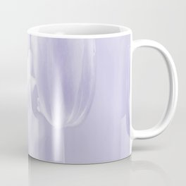 Day dream in shades of violet - spring atmosphere Coffee Mug