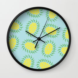 Seeds Wall Clock