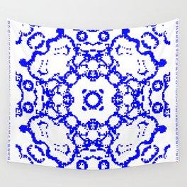 CA Fantasy Blue series #3 Wall Tapestry