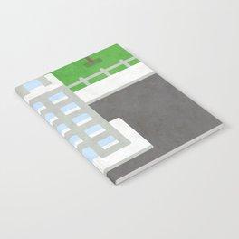 Urban minimalism Notebook