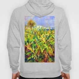 Renoir Field of Banana Trees Hoody