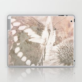 butterfly haze Laptop & iPad Skin