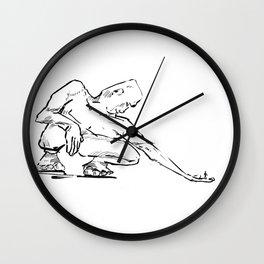 Friendly Giant Wall Clock