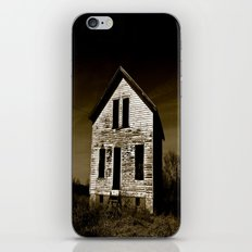 The House  iPhone & iPod Skin