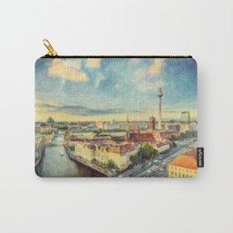 Berlin Skyline Carry-All Pouch