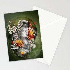 As a lotus Stationery Cards