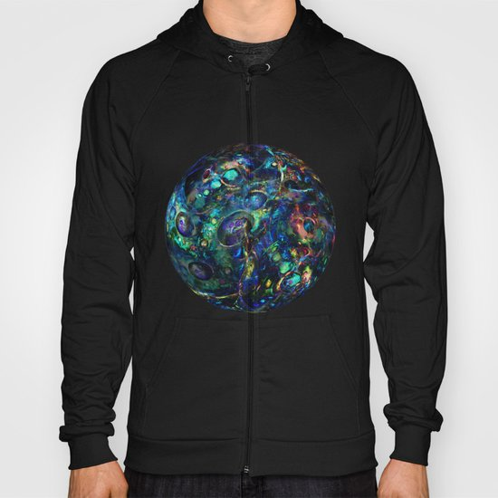 Cratered Planet Hoody