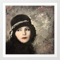 Greta Art Print