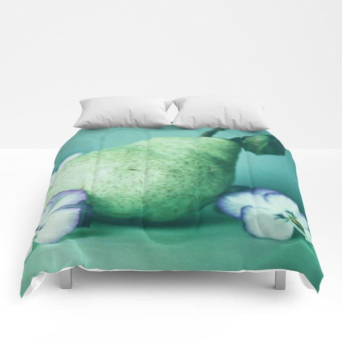 Pair of Pears Comforters