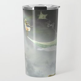 Night. Time of miracles and magic Travel Mug