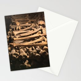 The Bones Stationery Cards