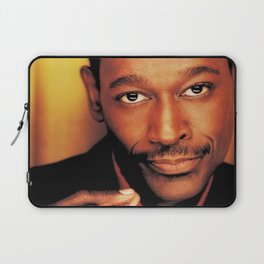 Luther Vandross on TIDAL Laptop Sleeve
