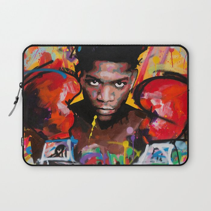 Jean-Michel Basquiat ART Laptop Sleeve